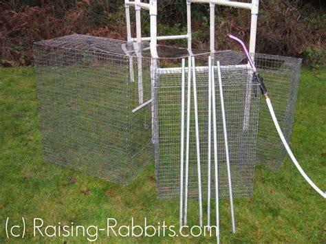 Outside Rabbit Hutch Rabbit Hutch Plans Pvc Outdoor Rabbit Hutch Set Up