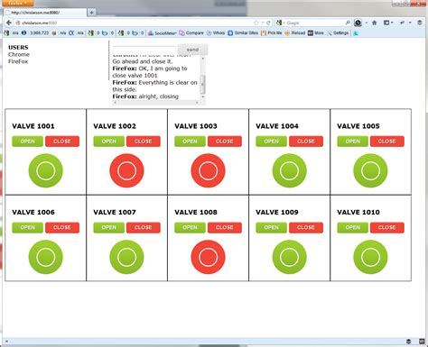simple node js tutorial node js socket io and real time web hmi exle chris