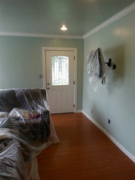"""""""valley mist"""" By Behr   Home decor   Pinterest   Mists and"""