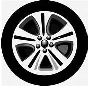 Tire Car VectorWheel Clipart Panda Free