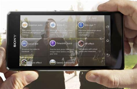 Kamera Sony Z1 Compact xperia z1 compact kamera smartphone sony mobile 214 sterreich