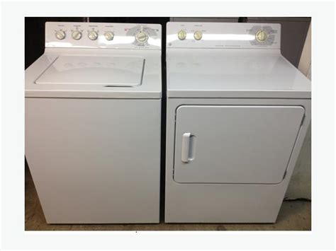 ge profile washer and dryer ge profile washer dryer set saanich