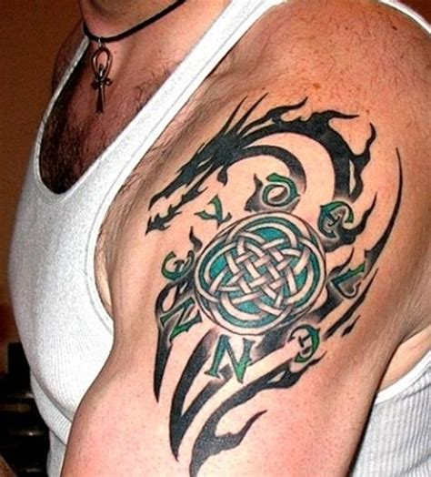 irish themed tattoo designs 40 celtic designs for boys and