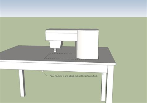 sewing table plans free best 10 sewing tables ideas on ikea sewing