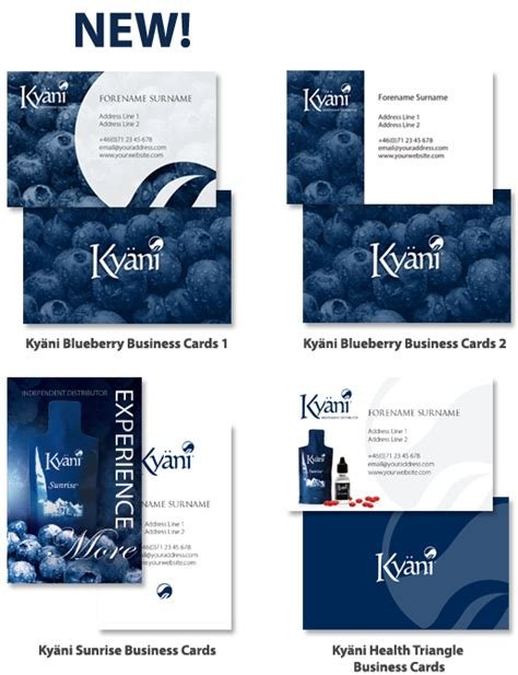 kyani business cards template kyani business cards choice image business card template