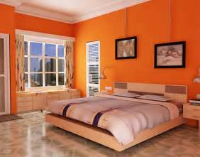 orange bedroom decorating ideas room decorating ideas