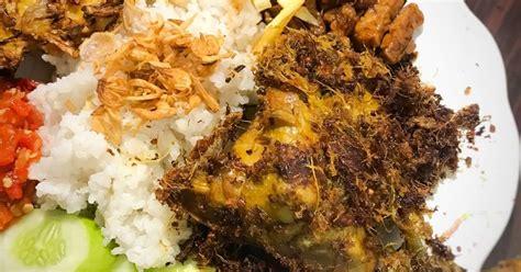 resep ayam bumbu kecombrang enak  sederhana cookpad
