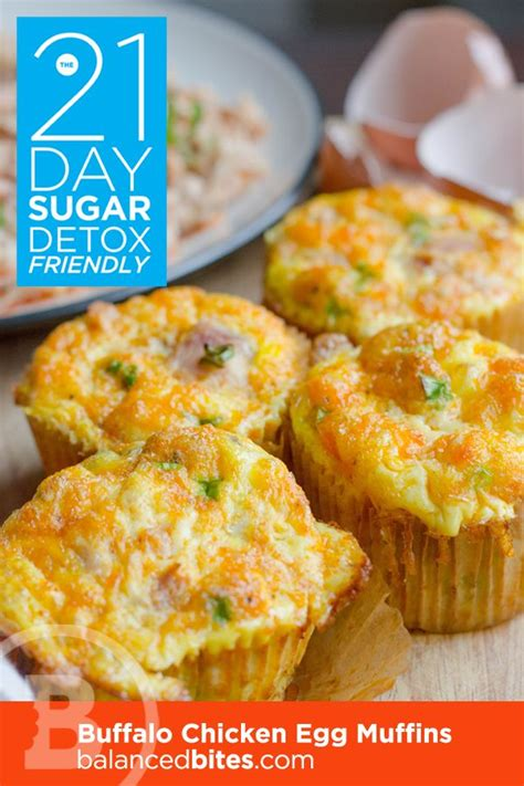 Healthy Detox Muffins by Sugar Detox Picmia