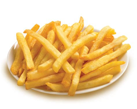 French Design fries png