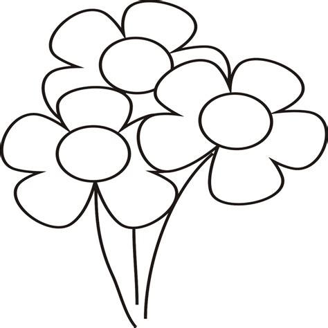 imagenes infantiles para imprimir y recortar dibujos de flores para colorear y imprimir