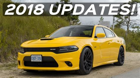Dodge Charger Lineup by What S New For The 2018 Dodge Charger Lineup New Models