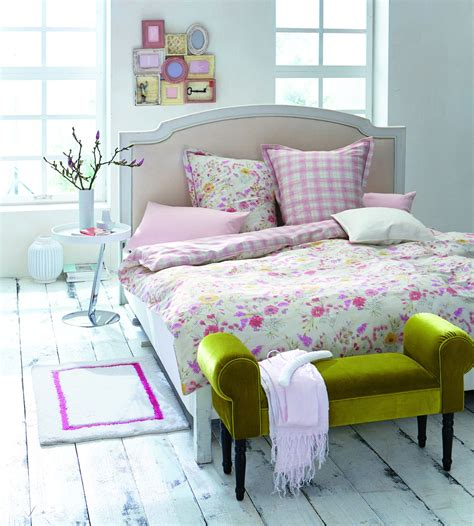 romantisches schlafzimmer romantisches schlafzimmer in frischen fr 252 hlingsfarben