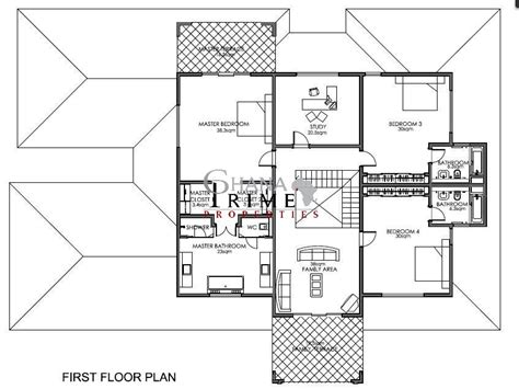 sle house floor plan 5 bedroom luxurious house for sale in trasacco valley