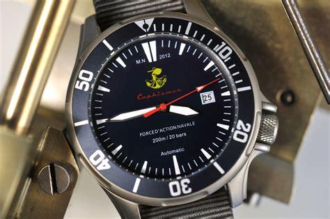 Montre de plongée CEPHISMER 200 mètres (série limitée)   Dolphin watches