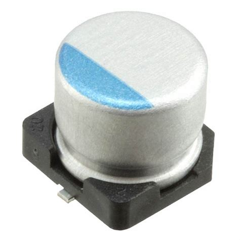 polymer termination capacitors pcv1h120mcl2gs aluminum organic polymer capacitors 50v 12uf 105c conductive polymer aluminum