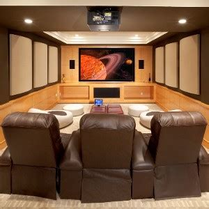 media room projector multiuse media room includes projector and flat screen eh network