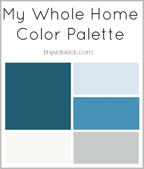 paint palettes for home how to create a whole home color palette