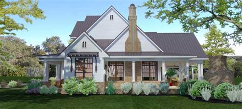 Traditional House Plans With Porches by Traditional Style House Plans 2984 Square Foot Home 2