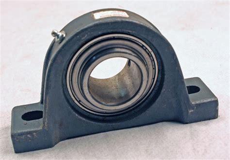 link belt p3u231n pillow block bearing