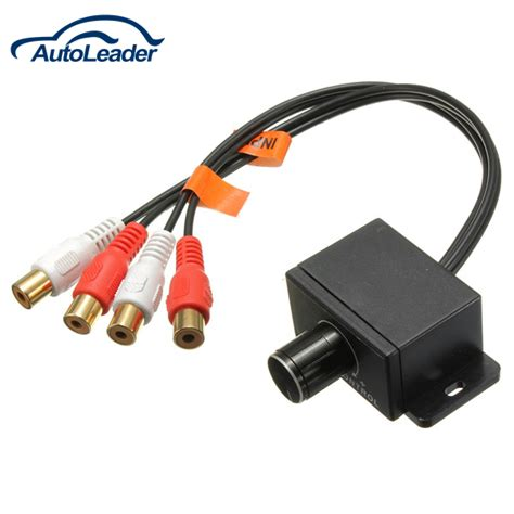 Rca Volume Knob by Buy Wholesale Lifier Rca Cable From China