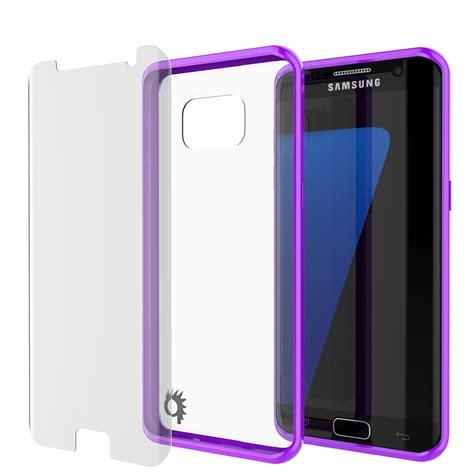 Hello Purple Series Samsung Galaxy S6 Edge s7 edge punkcase cloak clear series for samsung galaxy s7 edge