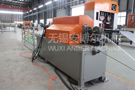 bead production angle bead production line anber wire mesh machine