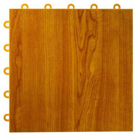 greatmats max tile 12 in x 12 in x 5 8 in walnut vinyl