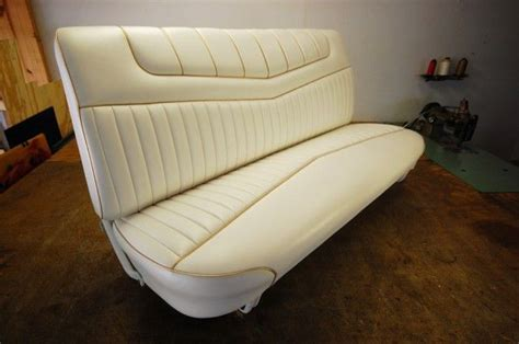 ford truck bench seat custom 1958 ford truck bench seat binnen pinterest
