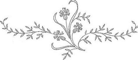 imagenes de flores para bordar a mano dibujos para bordar a mano dibujos para pintar y colorear