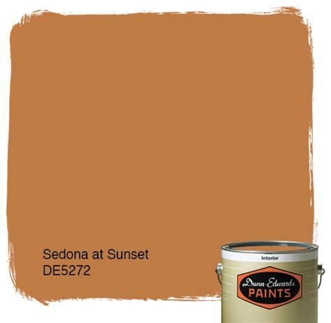 dunn edwards paints sedona at sunset de5272