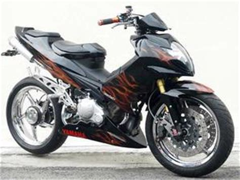Jupiter Mx Modifi by Sport Bike In Future Modifikasi Motor Yamaha Mx Tebaik 2010