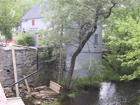 Cape Cod Design Historic Old Grist Mill Cape Cod Structural Engineer Joe