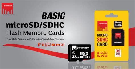 Strontium Micro Sdhc 8gb Class 6 strontium basic microsdhc class 6 8gb sr8gtfc6 black