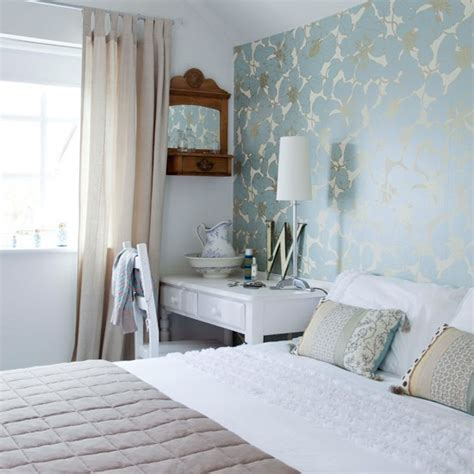 bedroom feature wall guest bedroom elegant and contemporary house