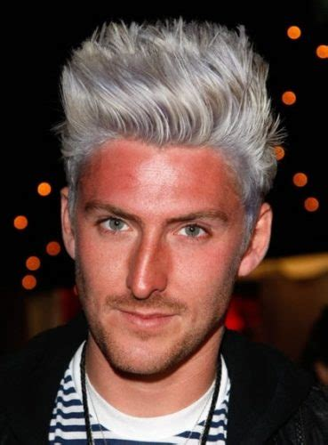 name of mens hair dye styles 5 stylish white haircuts for men over 50 hairstylevill