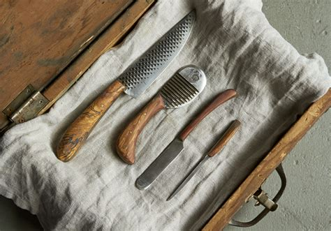 homemade kitchen knives chelsea miller knives