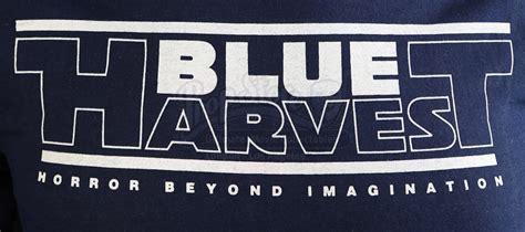 film blue harvest star wars return of the jedi 1983 blue harvest crew t