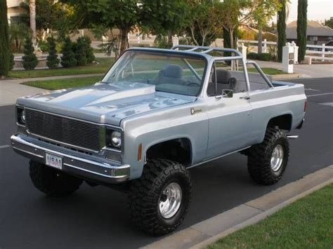 found craigslist 196 best images about k5 blazers on chevy trucks and custom trucks