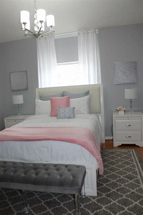 Pink And Grey Bedroom Designs Gray And Pink Bedroom Bedroom Inspiration Ideas Maliceauxmerveilles