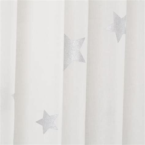 land of nod curtains silver stars land of nod and curtain panels on pinterest
