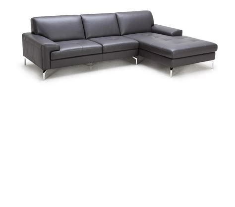 modern couch with chaise dreamfurniture com tansy modern brown sectional sofa