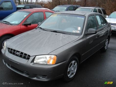 200 hyundai accent 2000 hyundai accent ii sedan pictures information and