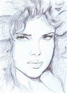 adtiana par portrait de adriana lima par zxmaster sur stars portraits 5
