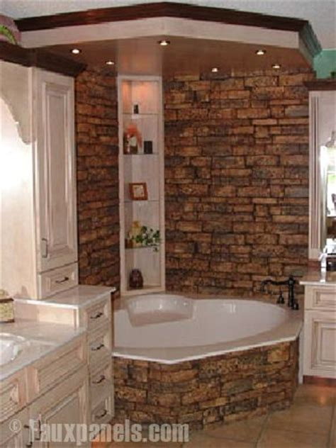 stone bathroom wall panels pinterest the world s catalog of ideas