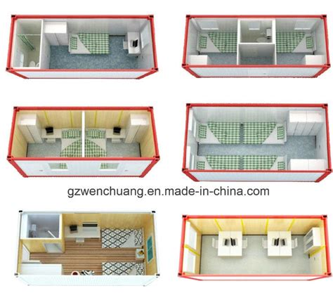 container home interior design china 20ft container house interior design china