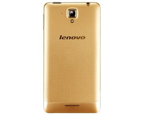 Lenovo Warrior Golden S8 Lenovo Golden Warrior S8 Press Photos And Details Leak