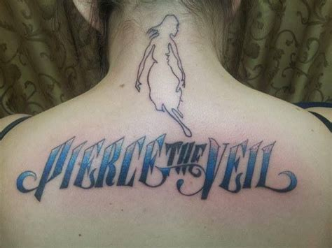 pierce the veil tattoo i would to get this
