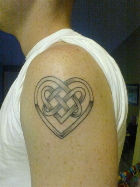 celtic heart tattoo best 25 celtic tattoos ideas on 12