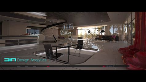 Open Plan House Skytower Ii Design Analytics Concept On Vimeo
