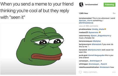Meme Account Names - do some people really make a living posting memes on